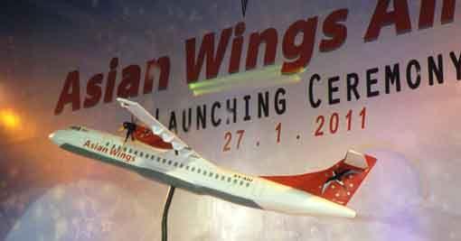 Asian Wings Airways 4
