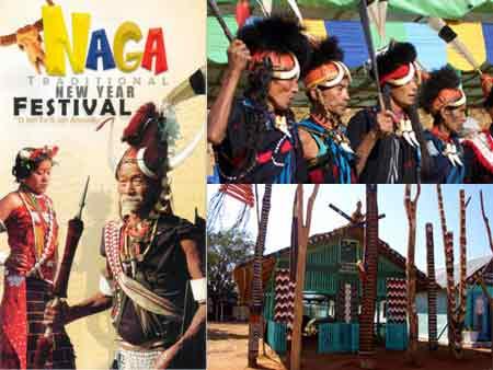 Naga festival
