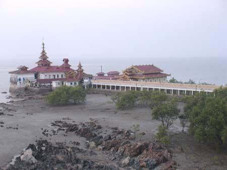 Kyaik kami pagoda