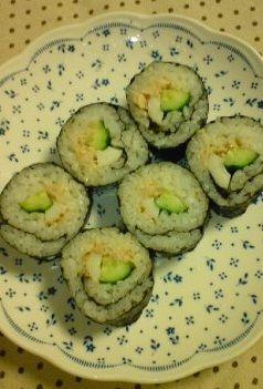 ツナ巻き寿司