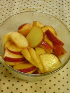 りんごキムチ