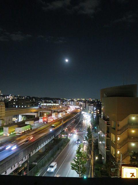 皆既月食2014年10月8日 (4)