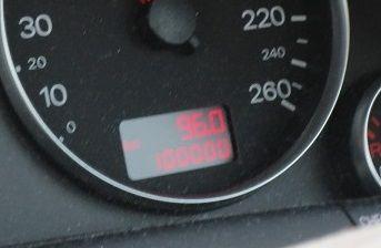 10万キロ走行しました。