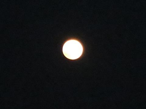 皆既月食2014年10月8日 (2)