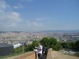 Montjuic-view