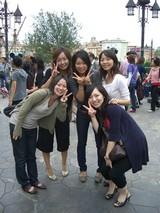 Disney sea with Shoudai girls :)