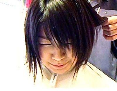 剃髪フェチ (4)