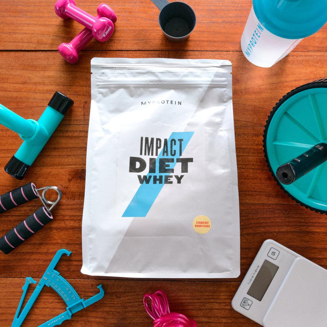おすすめはこれ!マイプロテインのIMPACT ダイエットホエイの全フレーバー・味を徹底レビュー!