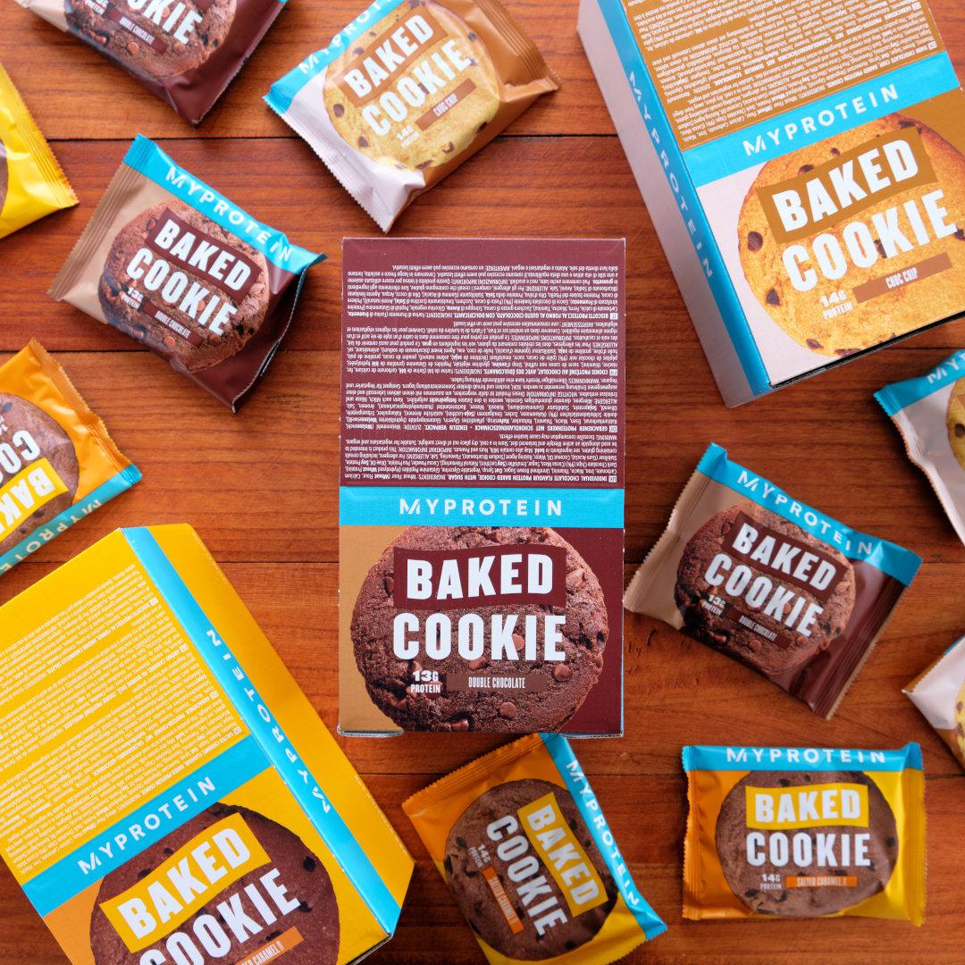 どれがおすすめ?マイプロテインのベイクドクッキーの全フレーバー・味を徹底レビュー!