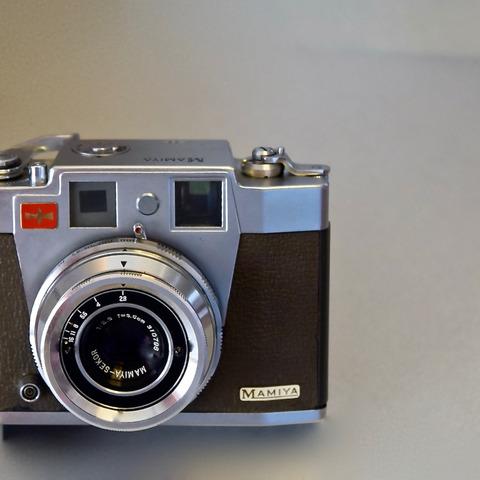古いカメラで室内を撮る スクエア編