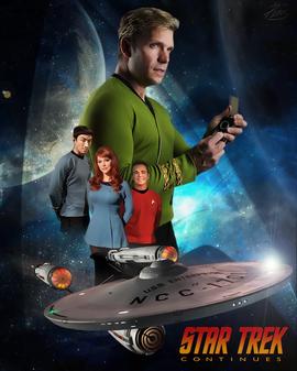 star_trek_continues_poster_by_pzns-d8vl5es