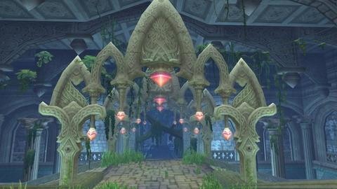古代神の地下室6