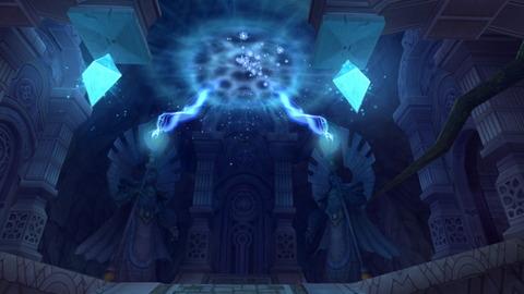 古代神の地下室1
