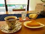 コミュニティカフェ朋お茶セット