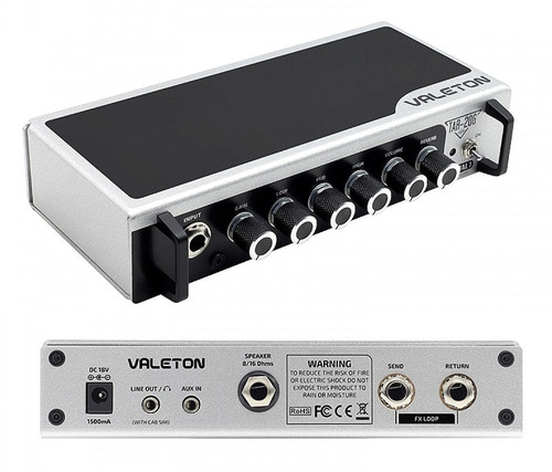 Valeton Ashpalt TAR-20G Mini Amplifier-1201