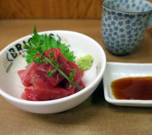 鯵鱧フライ定食4