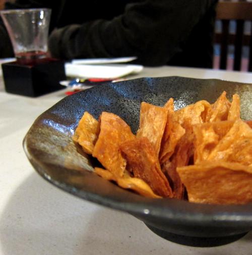 鱈チップス
