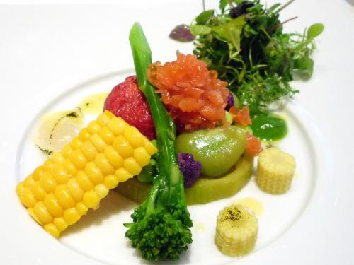 シモムラ 前菜(野菜)