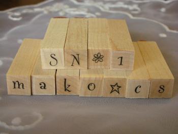 シリアルナンバー=SN