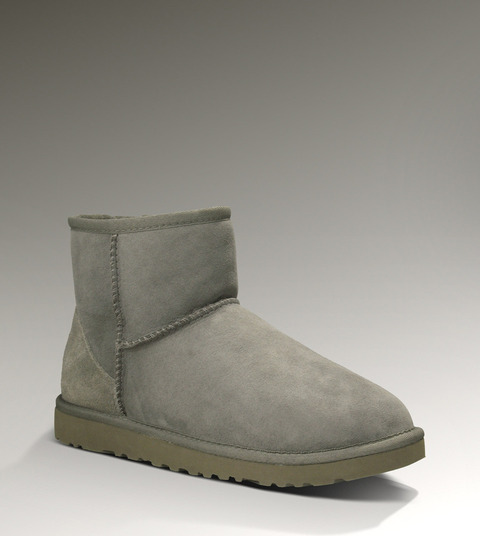 UGGClassicMiniBoots5854GREY