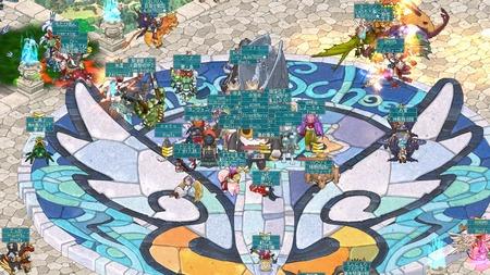 9月22日初級女神の盾