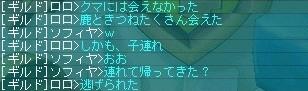 6月24日かわいいロロちゃん