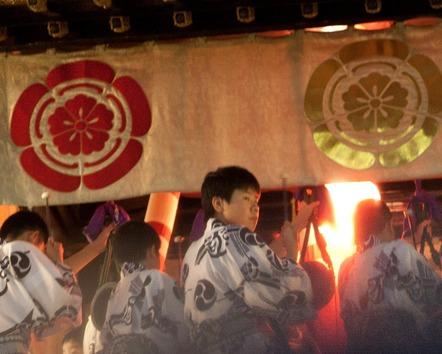 祇園祭り宵々山-2