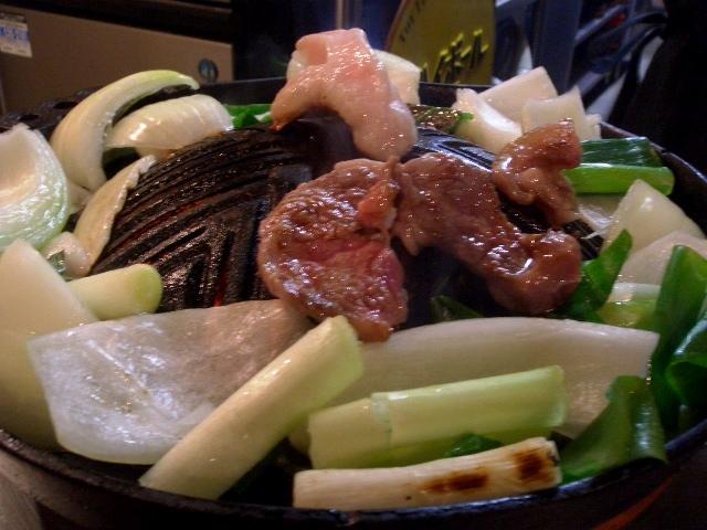 東京グルメ食べ歩き:ジンギスカン だるま - 札幌 - livedoor Blog ...