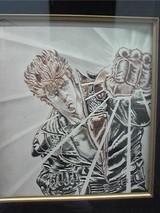 20年前に描いたケンシロウ