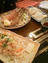 鉄板 海鮮