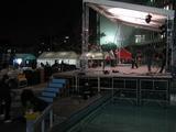 水上ステージ終了4