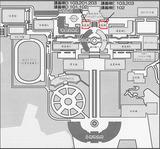 キャンパス案内図のコピー