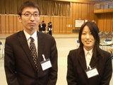 情報処理科24期卒業生柳川さん通称ゆりポン