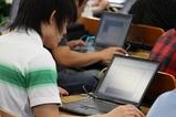 授業の様子データベース演習アクセスを使った実習