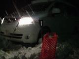 北海道は大雪です