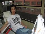 献血ひまわり号潜入調査員3