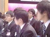 合同企業説明会in日本工学院北海道専門学校