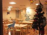 冬休み間近・・・女子寮もクリスマスムードです