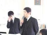 ワンオールシステムズの高橋さんと北岡さん