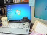 教員室にもWindows7の波が押し寄せてきた
