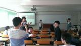授業でジャンケン