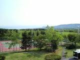 PCラボ3からの眺め・・・のどかな風景