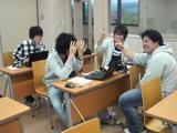 放課後講習のさらに放課後・・・PCラボ3の2
