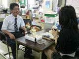 HC25マミ来校伏見先生と対談