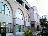 展示会会場は幌別にあるアーニスセンター広場