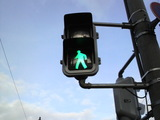 ニュータイプ信号機(歩行者用)