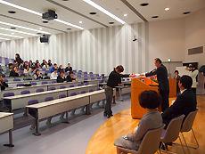 東京工科大学附属日本語学校 卒業式4