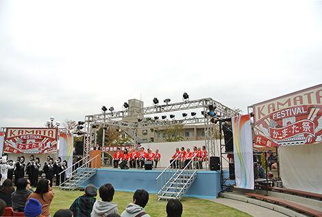 かまた祭2013 開会式