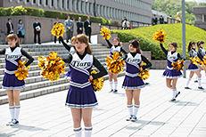 就職出陣式 日本工学院八王子専門学校 Tiara