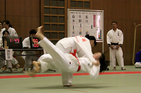 柔道 日本工学院八王子専門学校